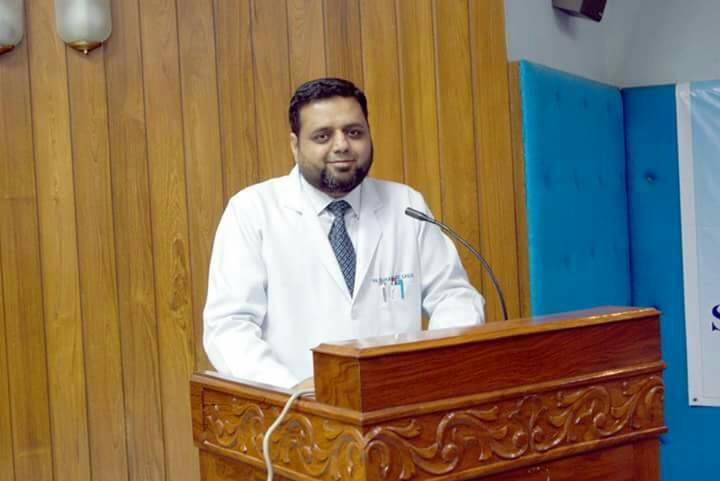 Dr Muhammad Saqib
