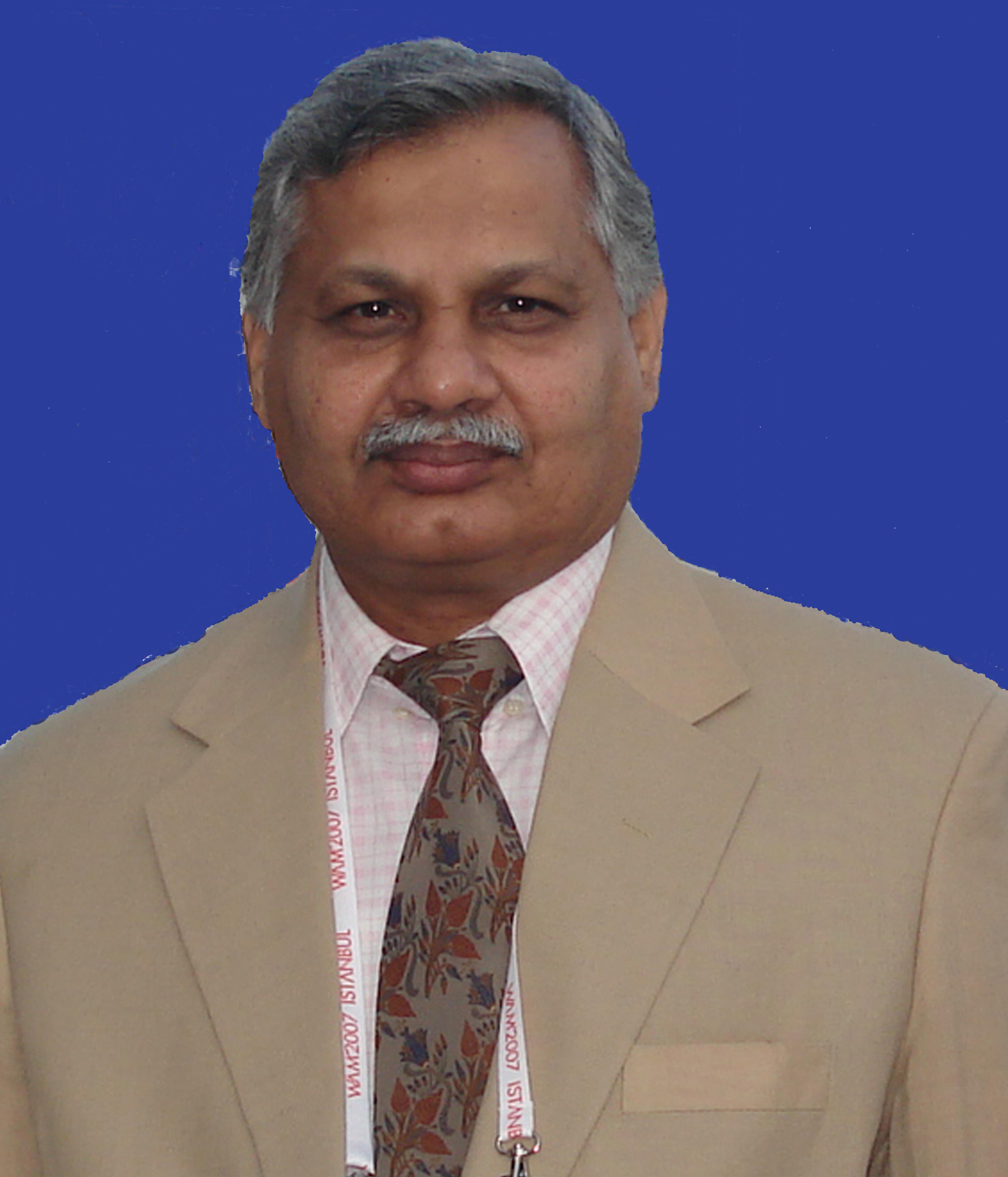 Prof. Nazim Bokhari' picture