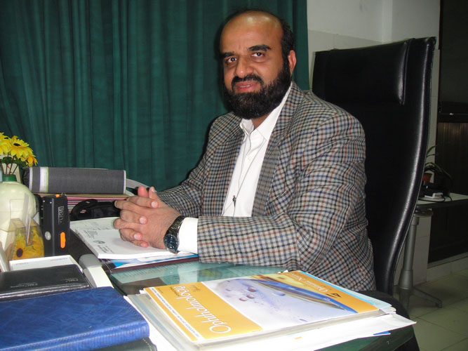 Dr. Zia Ul Mazhry