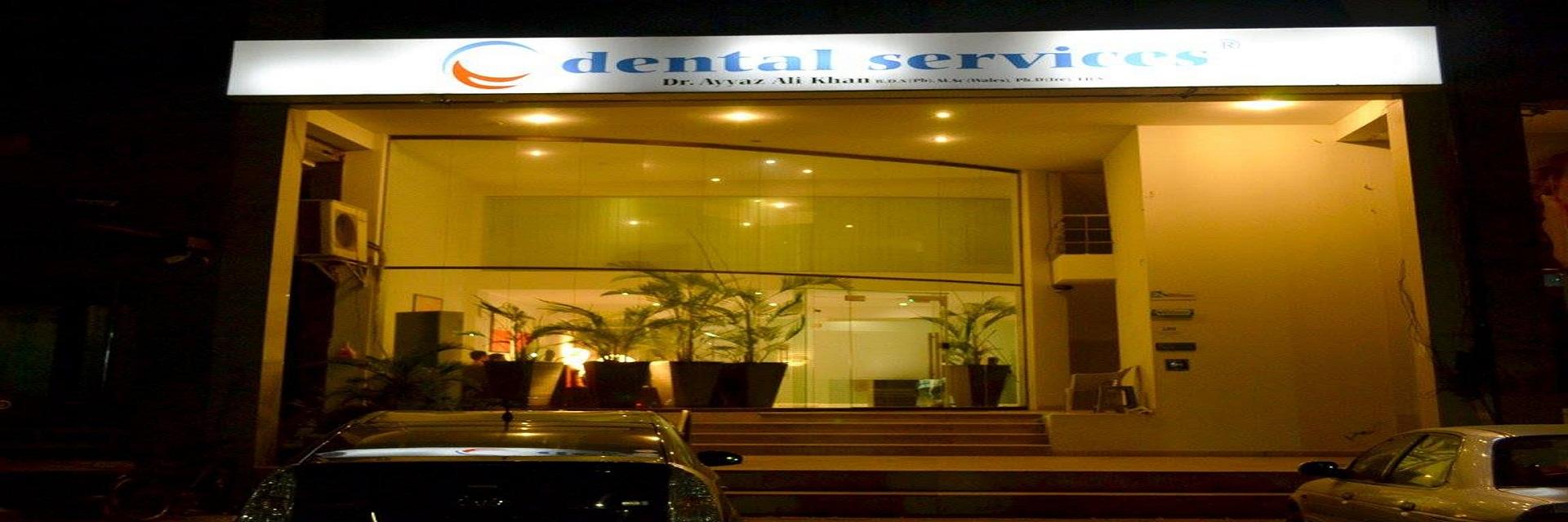 Dental services front