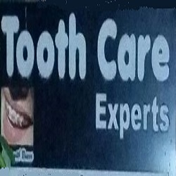 Tooth care expert logo