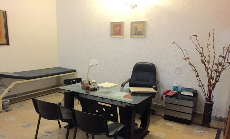 De dentiste doctor room
