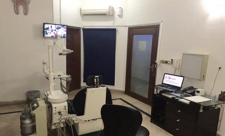 De dentiste surgical room