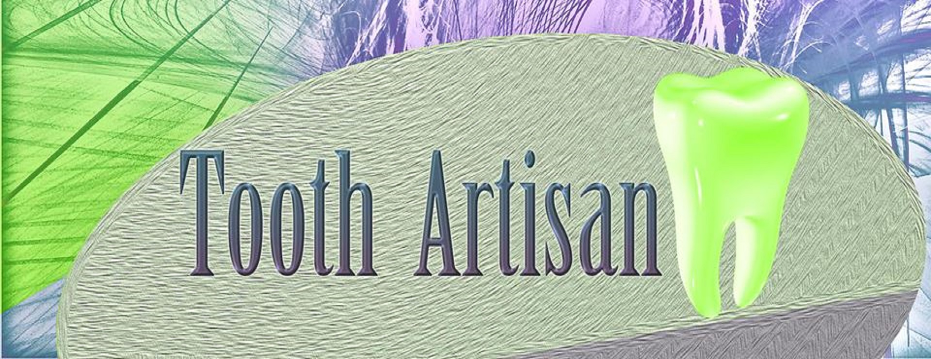 Tooth artisan front 1