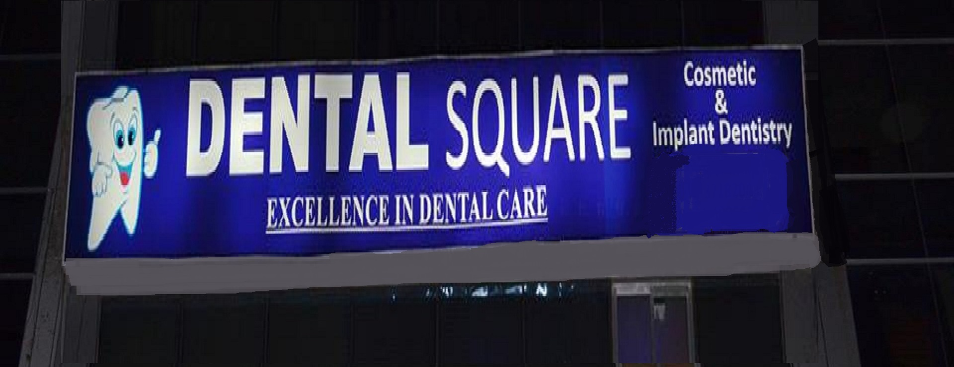 Dental square