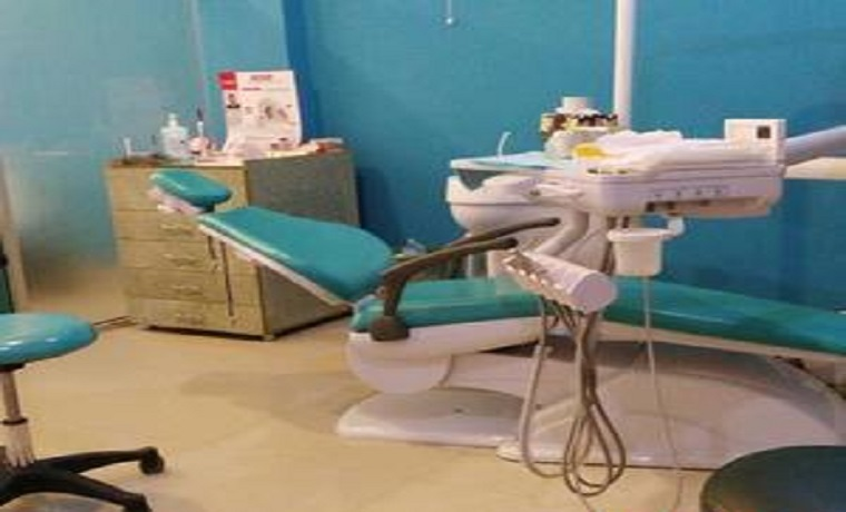 Sana samin dental clinic apparatus