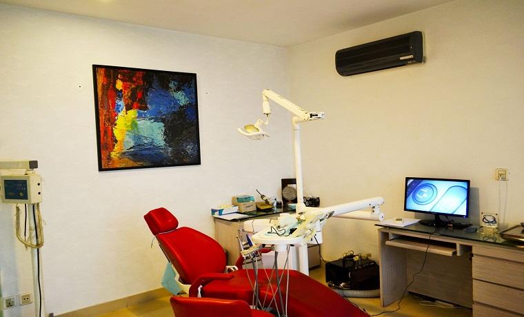 Dental services procedure facility