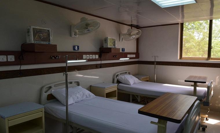 Hijaz hospital beds