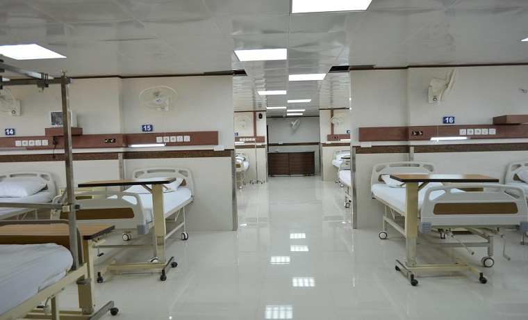 Hijaz hospital ward