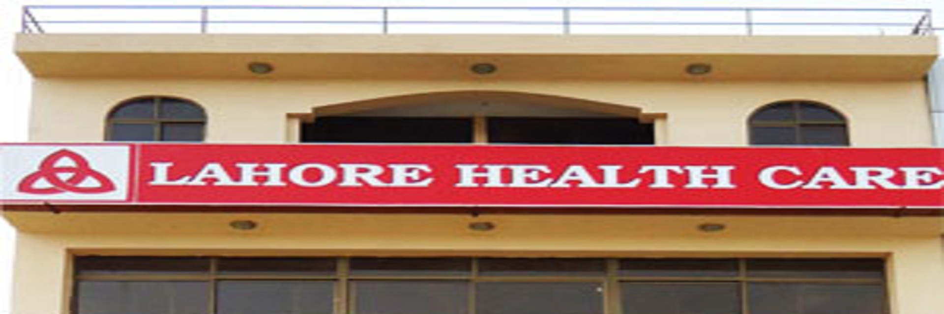 Lahore health care front
