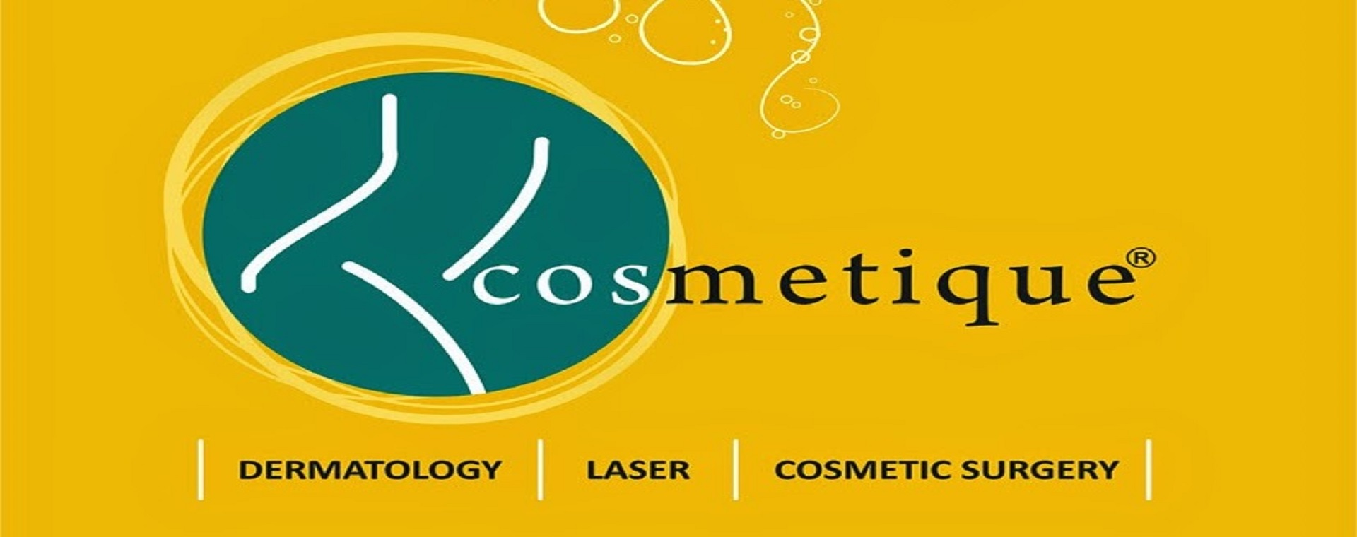 Cosmetique dha lahore front