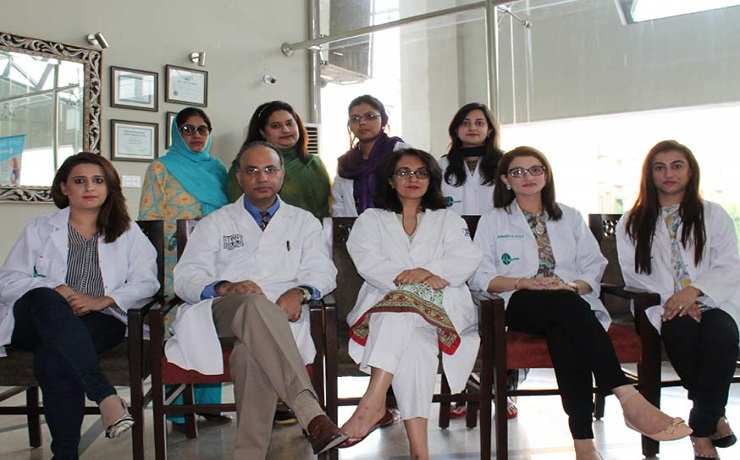 Cosmetique dha lahore doctors