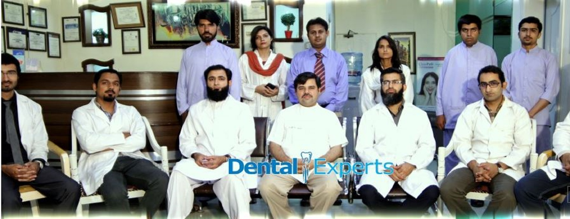 Dental experts cover