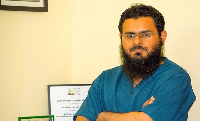Dr farrukh aslam