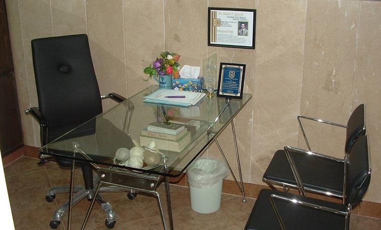 Californiacare consultant room