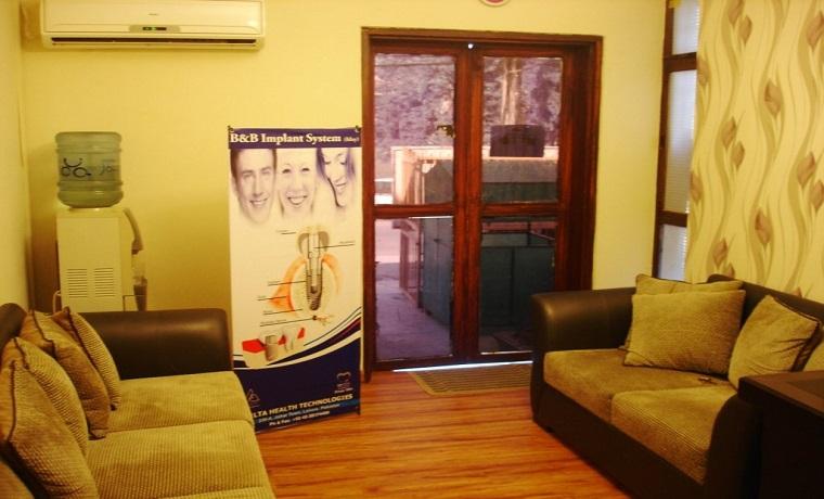 Sherwani dental associate lobby