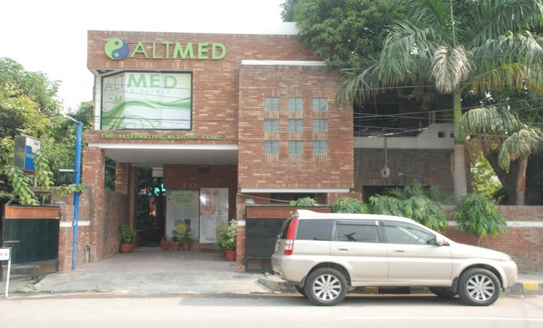 Altmed life style clinic outdoor