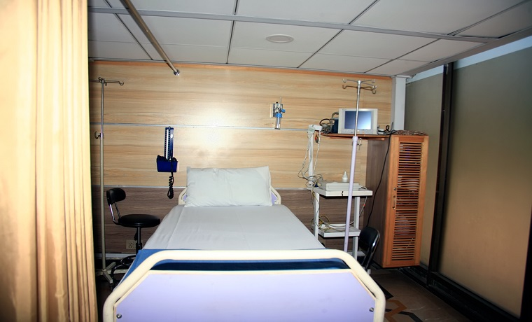 Omc hospital %28orthopedic medical complex and hospital%29 private room