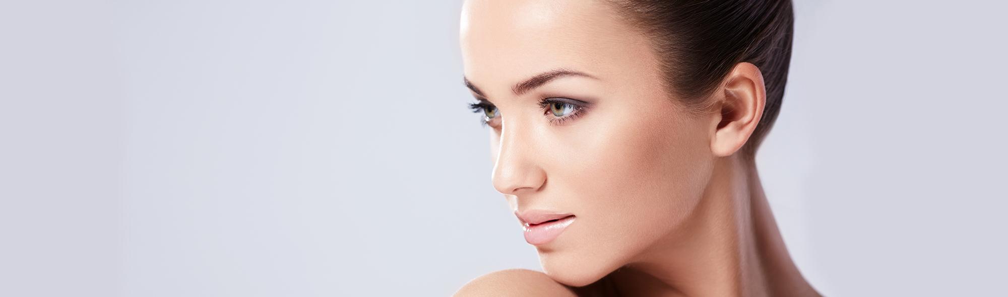 Skin and laser bg