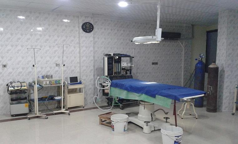 Mukhtiar munir operation theater
