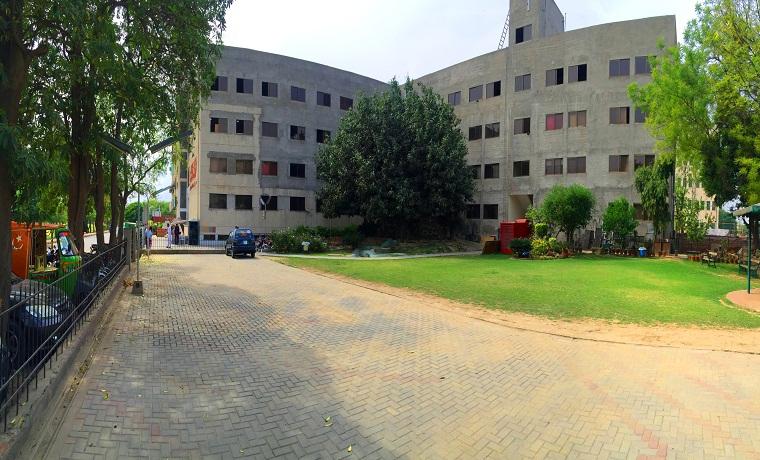 Saira memorial hospital garden