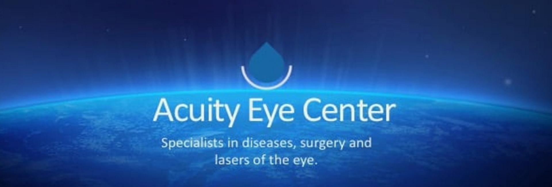 Acquity eye centre