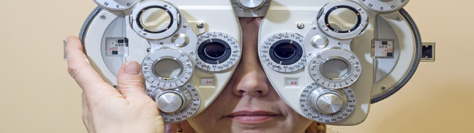 The eye care cover