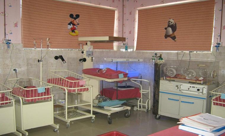 Mansoora hospital incubator