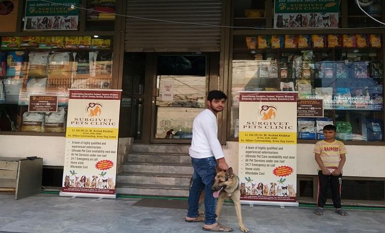 Surgivet pets clinic location