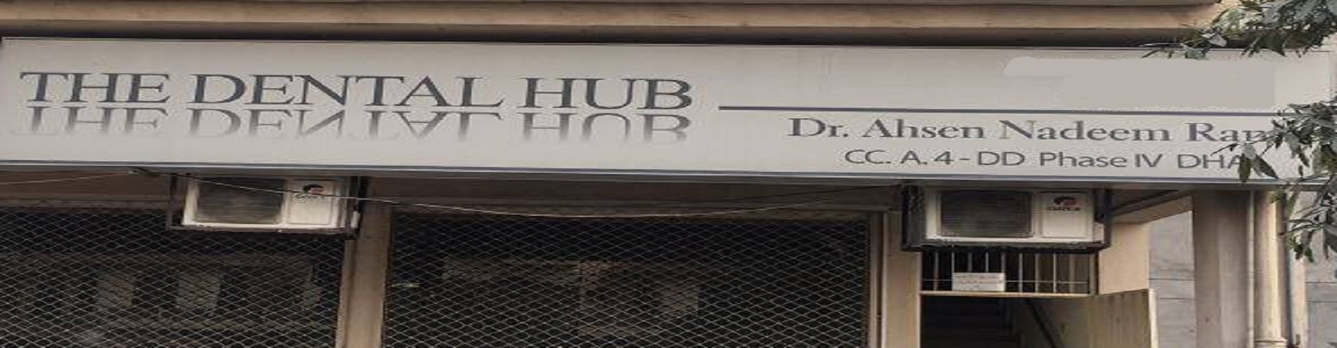 The dental hub front