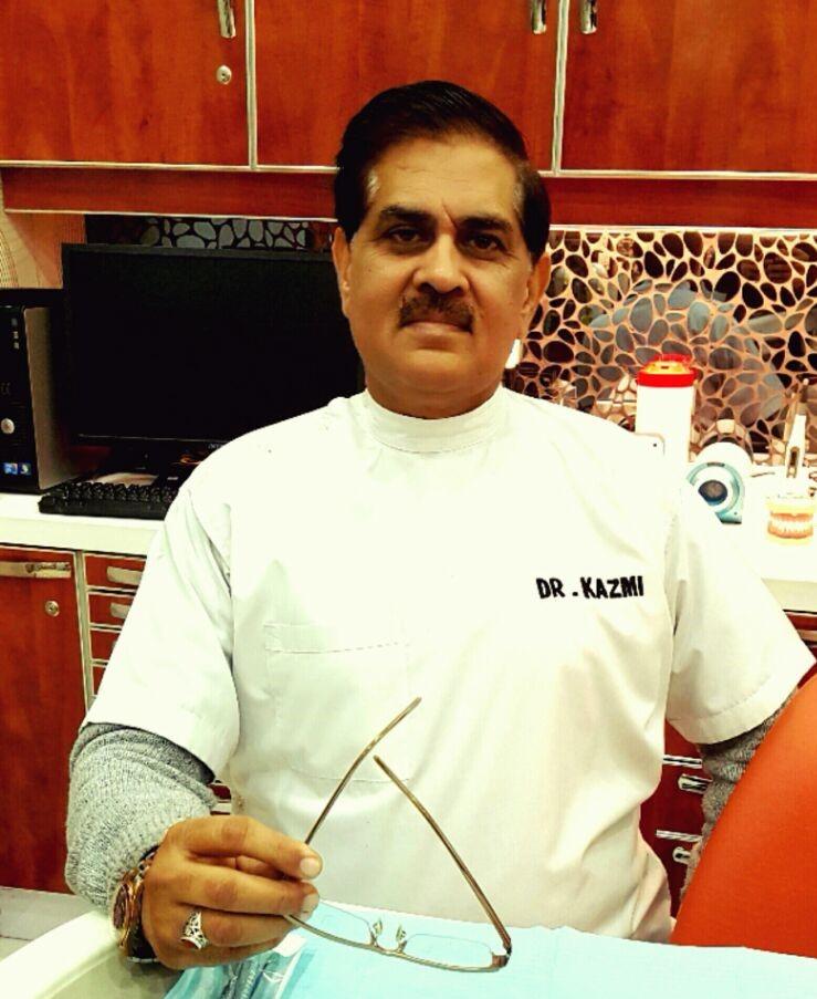 Dr. Brig. (R)  Wasim Akhtar Kazmi
