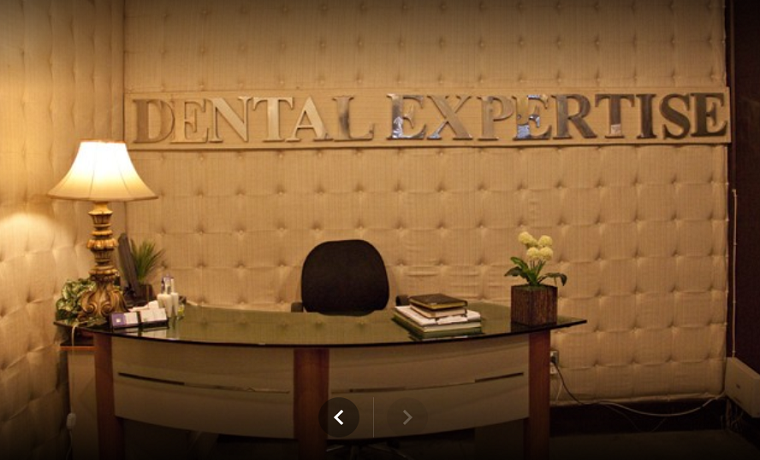 Dental expertise reception