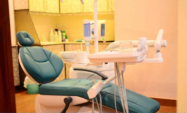 Dental works facility