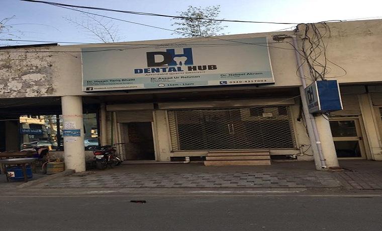Dental hub model town