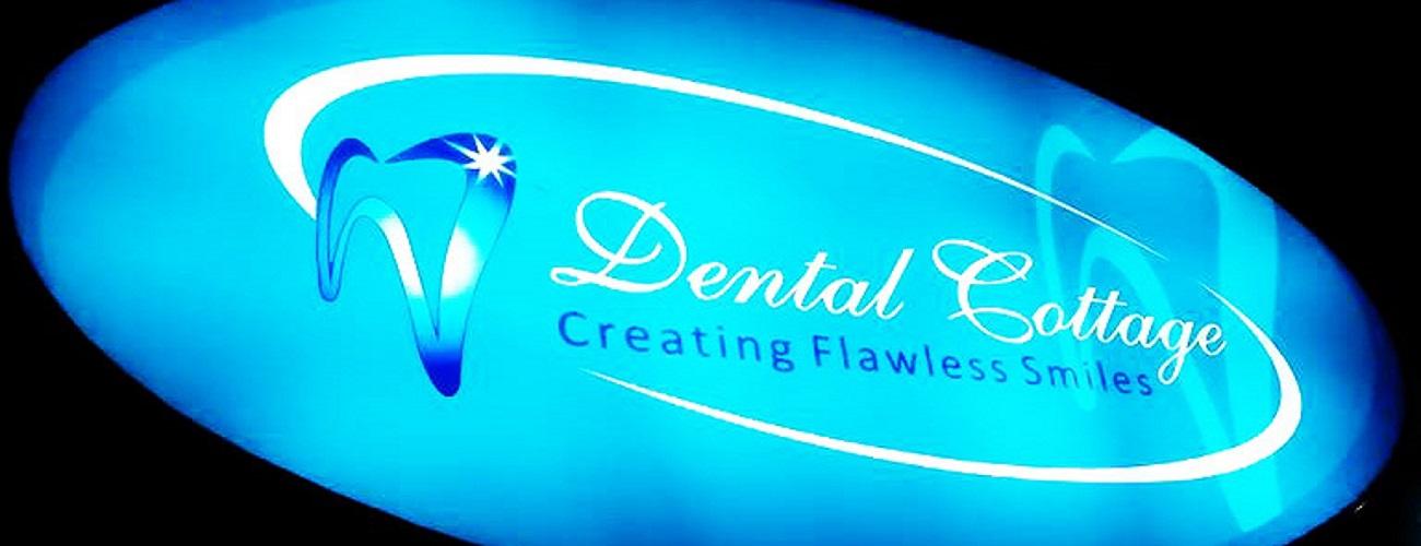 Dental cottage front