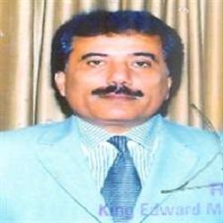 Prof. dr. atif kazmi