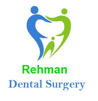 Rehman dental surgery logo