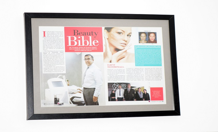Dr. tauqir ahmad beauty bible