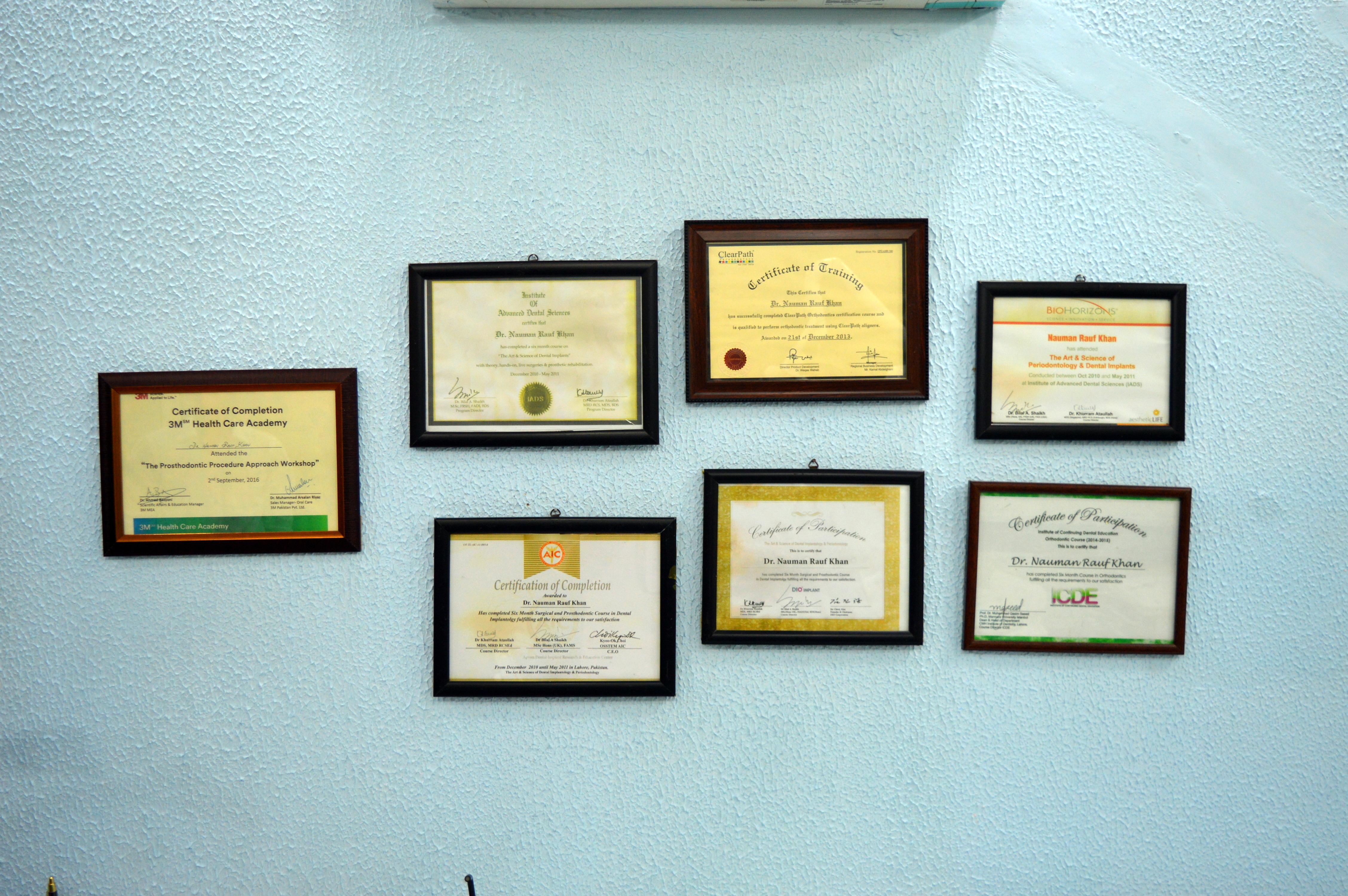 Dr nauman   associates dentist