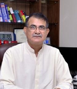 Prof. dr. ajmal hasan naqvi