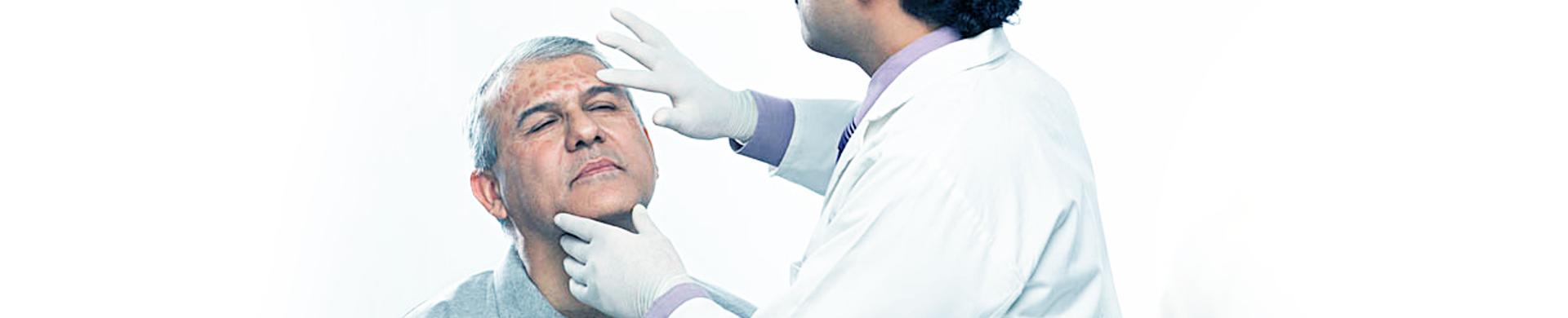 Dermatologist m