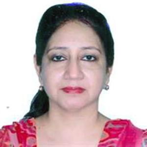 Dr ghazala mumtaz