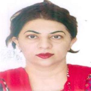Dr joharia azhar saadat