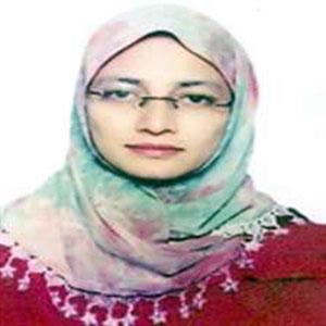 Dr fouzia yasmeen